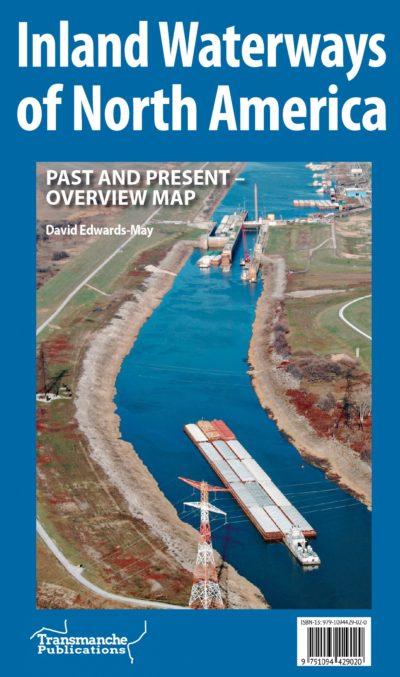 North American Waterways Map